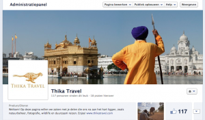 Social Media for Thika Travel