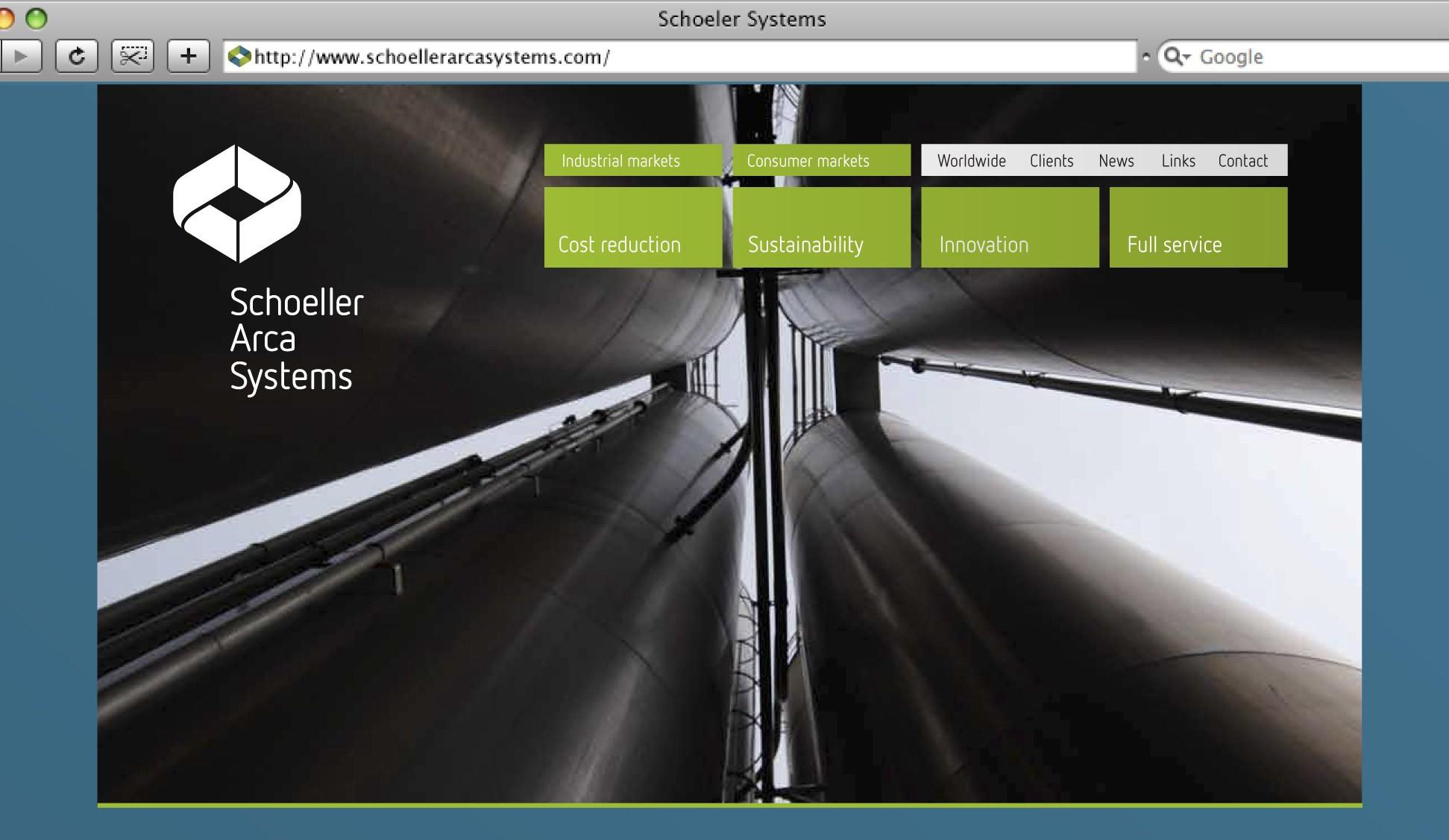 Schoeller Arca Systems